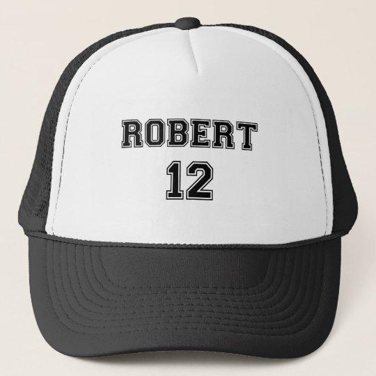 Robert 12 cap