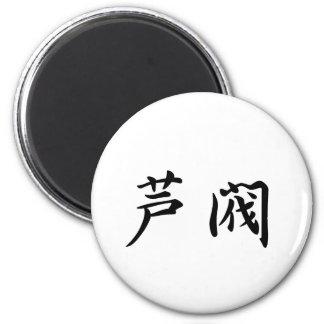 Robert-2 In Japanese is Fridge Magnets