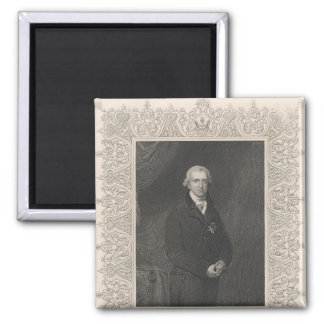 Robert Banks Jenkinson, 2nd Earl of Liverpool Square Magnet
