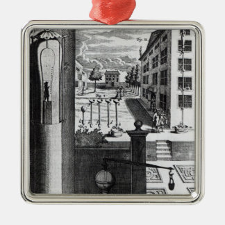 Robert Boyle's designs and ideas Christmas Ornament