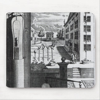 Robert Boyle's designs and ideas Mouse Mat