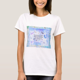 Robert Browning quote about animal compassion T-Shirt