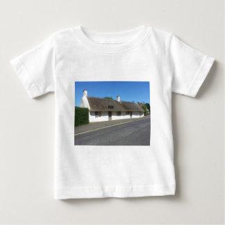 Robert Burns Cottage, Alloway, Ayrshire, Scotland Baby T-Shirt