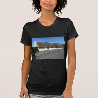 Robert Burns Cottage, Alloway, Ayrshire, Scotland T Shirt