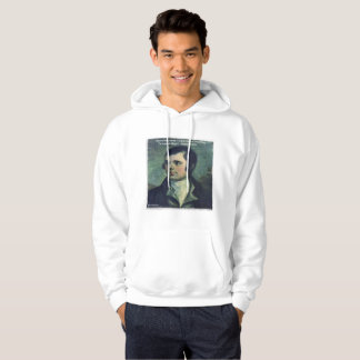"Robert Burns ""Man's Inhumanity"" Hoodie Sweatshirt"