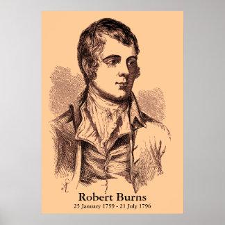 Robert Burns Posters | Zazzle.co.uk