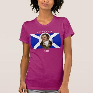 Robert Burns Scotland Caledonia T-Shirt