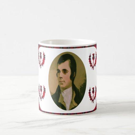 Robert Burns Tribute Mug