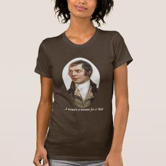 Robert Burns Woman T-Shirt