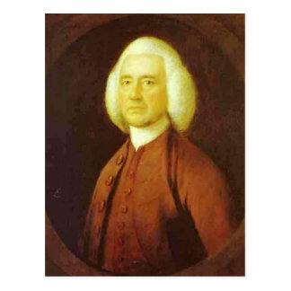 Robert Butcher ,Walthamstan by Thomas Gainsborough Postcard