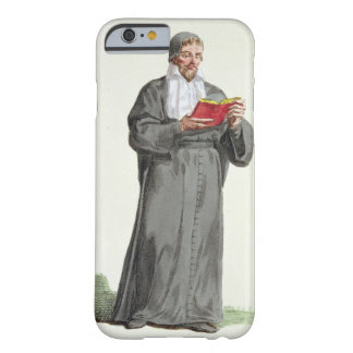 Robert de Sorbon (1201-94) from 'Receuil des Estam Barely There iPhone 6 Case