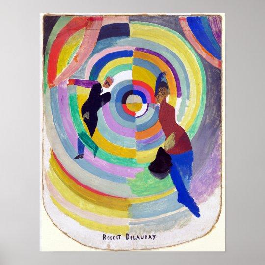 Robert Delaunay Political Drama Poster