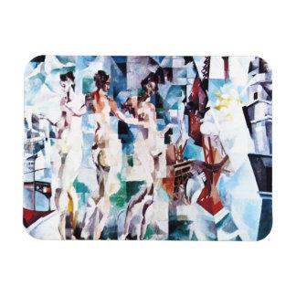 Robert Delaunay The City of Paris Magnet