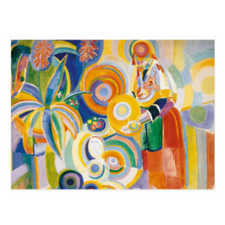 Robert Delaunay - The Great Portuguese Post Cards
