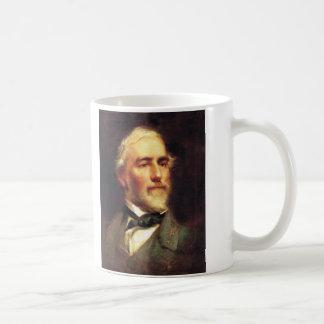 Robert E by Edward Caledon Basic White Mug