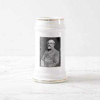 Robert E. Lee Beer Stein Beer Steins