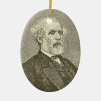 Robert E. Lee Christmas Ornament