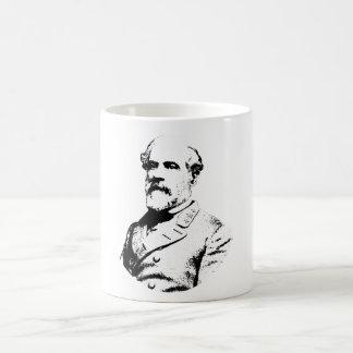 Robert E. Lee -- Confederate Hero Basic White Mug