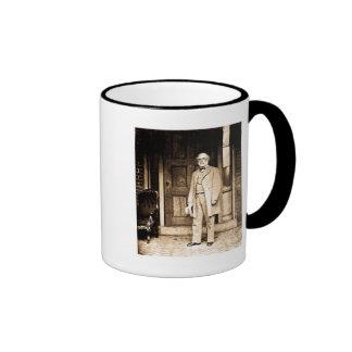 Robert E. Lee  Confederate Hero Ringer Mug