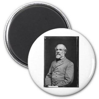 Robert E Lee Fridge Magnet