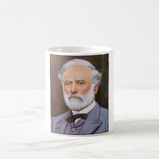 Robert E. Lee Painting Coffee Mug