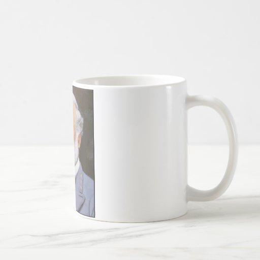 Robert E. Lee Painting Coffee Mugs
