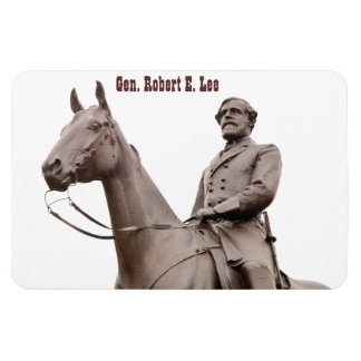 Robert E. Lee  Premium Magnet