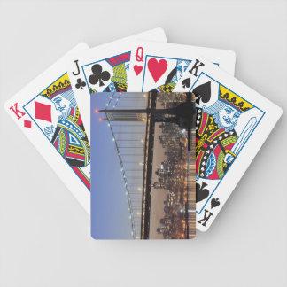 Robert F. Kennedy Bridge Bicycle Playing Cards