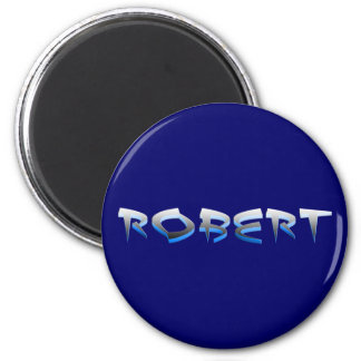 ROBERT, for Robert 6 Cm Round Magnet