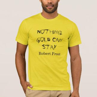 Robert Frost Poem Shirt
