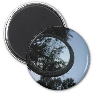 Robert Grenier Mirror Magnet
