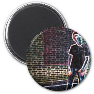 Robert Grenier Neon Magnet