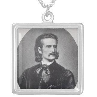Robert Hamerling Silver Plated Necklace