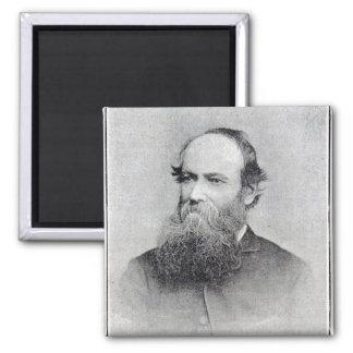 Robert Henry Soden Smith, 1890 Square Magnet