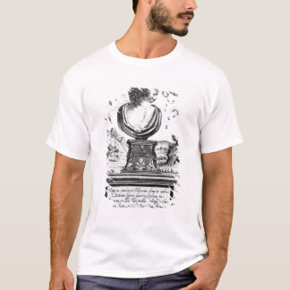Robert Herrick , engraved by the artist T-Shirt