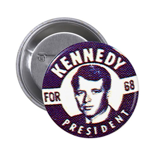 Robert Kennedy - Button