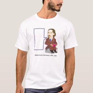 Robert Louis Stevenson 1850 -1894 t-shirt. T-Shirt
