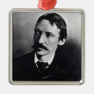 Robert Louis Stevenson Christmas Ornament
