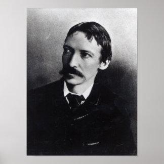 Robert Louis Stevenson Poster