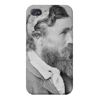 Robert McGee Scalped by Sioux Chief Little Turtle Cases For iPhone 4