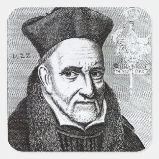 Robert Parsons, 1622 Square Sticker