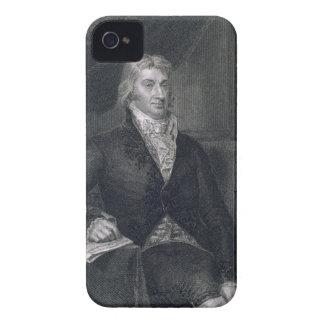 Robert R. Livingston, engraved by E. Mackenzie (en iPhone 4 Cover
