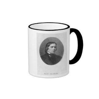 Robert Schumann, 1839 Coffee Mugs