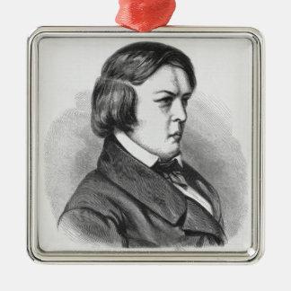 Robert Schumann Christmas Ornament