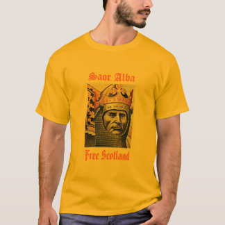 Robert the Bruce Declaration of Arbroath T-Shirt