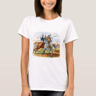 Robert the Bruce kills Sir Henry Bohum T-Shirt