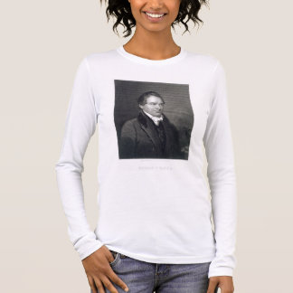 Robert Young Hayne (1791-1841) engraved by Henry B Long Sleeve T-Shirt