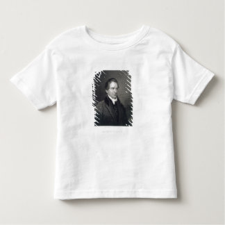 Robert Young Hayne (1791-1841) engraved by Henry B Toddler T-Shirt