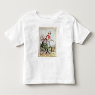 Robertena Peelena the Maid of All Work Toddler T-Shirt
