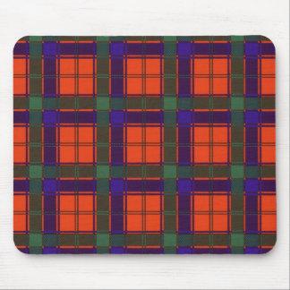 Robertson clan Plaid Scottish tartan Mouse Mat